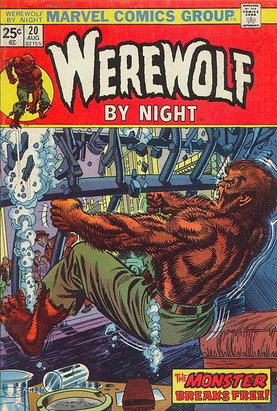 Werewolf by Night #20
