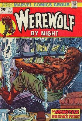 Werewolf by Night #20