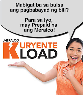 Kuryente Load Is The Newest From Meralco