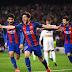 Barcelona logra la remontada