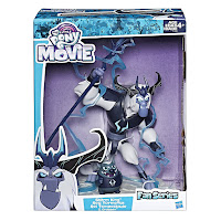 My Little Pony the Movie Fan Series Storm King and Grubber figure