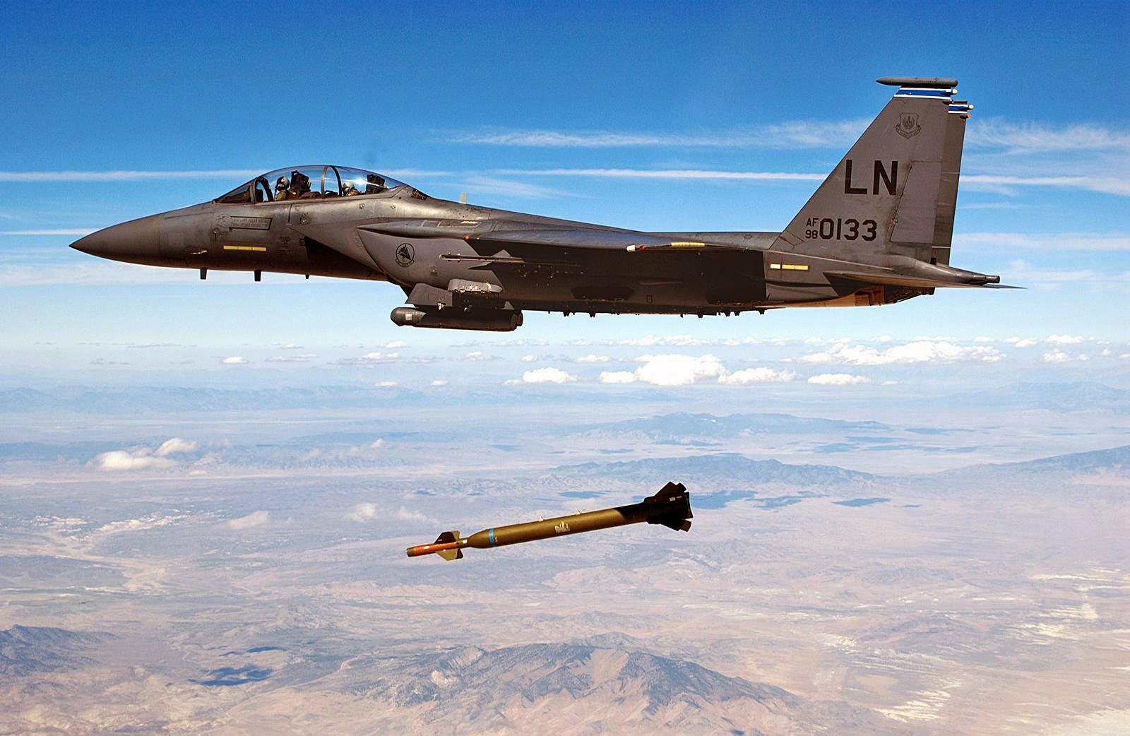Armas aéreas