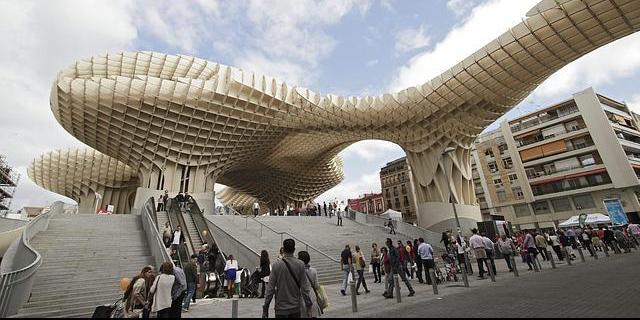 Paisaje transversal blog debatesurbanos arquitectos for Arquitectura que ver en madrid