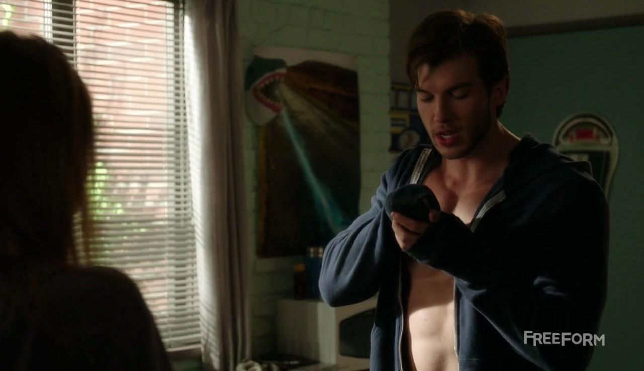 adam hagenbuch shirtless