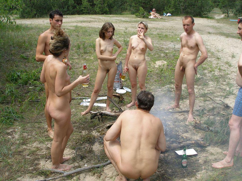 wife camping tumblr