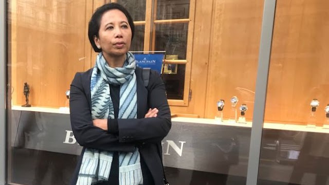 Rini Akui Said Didu Dicopot karena Berseberangan dengan Pemerintah
