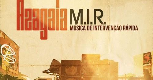 nova musica de azagaia 2013