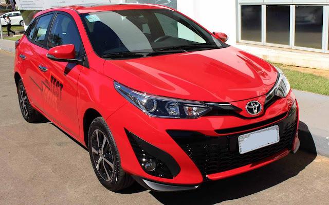 Toyota Yaris XLS 1.5 Automático 2019