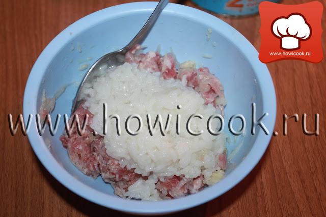 рецепт как приготовить тефтели с пошаговыми фото