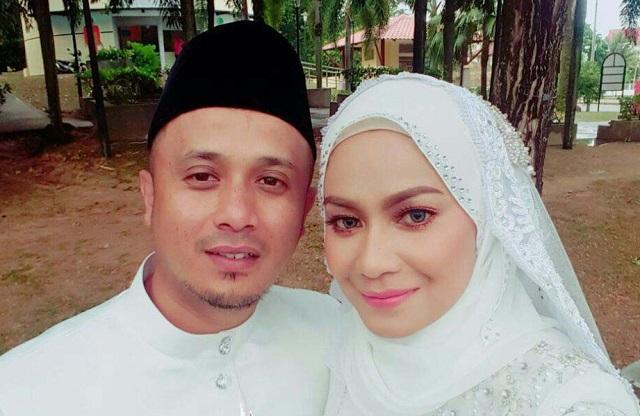 Kakak Datuk Siti Nurhaliza, Saida Tarudin Sah Jadi Isteri Apit
