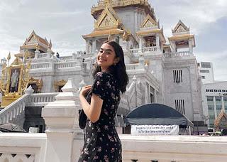Nadia Raisya Foto Terbaru
