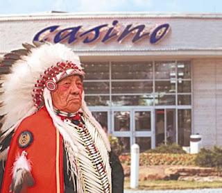 Casinos de juego en las reservas indias americanas