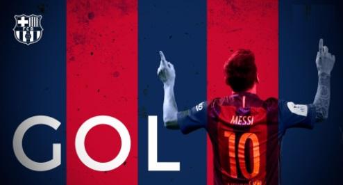 Leo Messi máximo goleador histórico de los clásicos Madrid-Barcelona