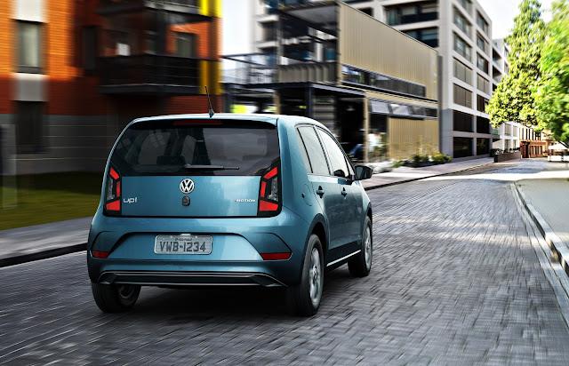 Volkswagen Up! 2018 - versão Move-Up! I-Motion