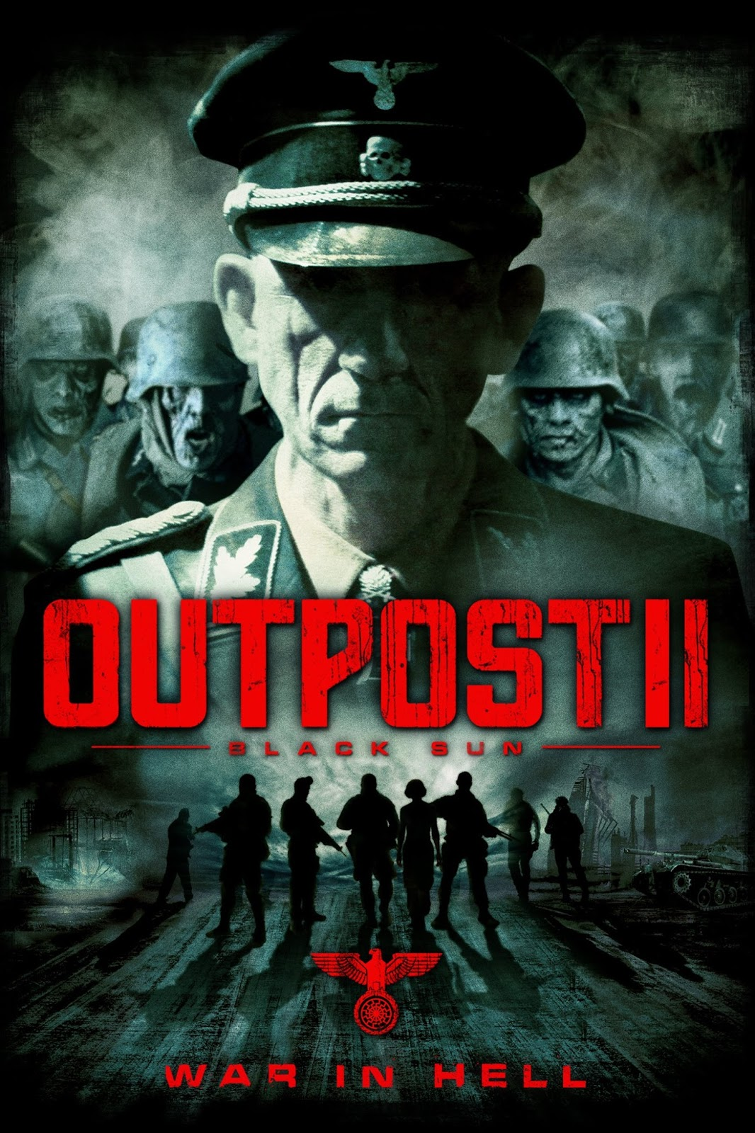 Outpost 2: Inferno Negro – Legendado (2012)