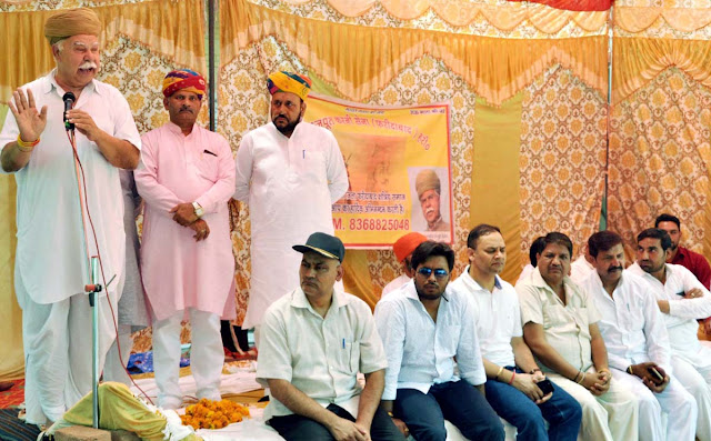 No one will tamper with the history of Rajput society till 100 years: Lokendra Kalvi