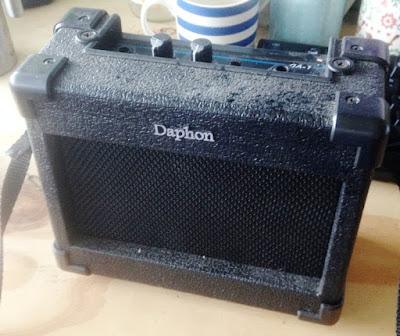 Daphon GA-1 Amplifier Review