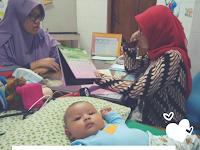 Kontrol dan Imunisasi Anak di Dokter Anak Ani Klaten