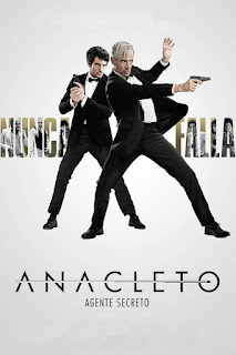 Anacleto: Agente Secreto – Legendado (2015)