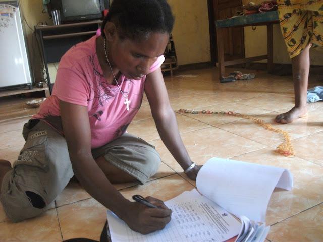 Petisi Tuntut Referendum West Papua Disampaikan Ke PBB