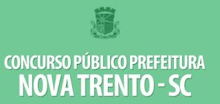 Fazer Inscrição 2017 Concurso Prefeitura Nova Trento