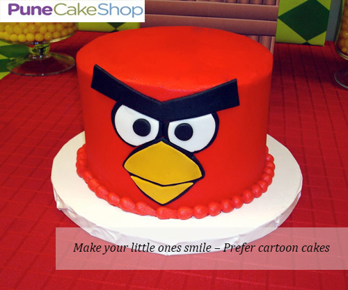 Shop Online For Kids Birthday Cakes