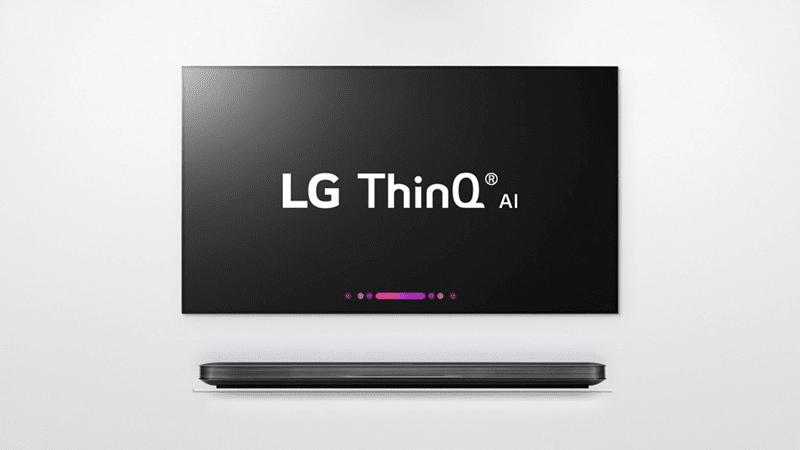 LG to introduce OLED and SUPER UHD TVs with ThinQ A.I.