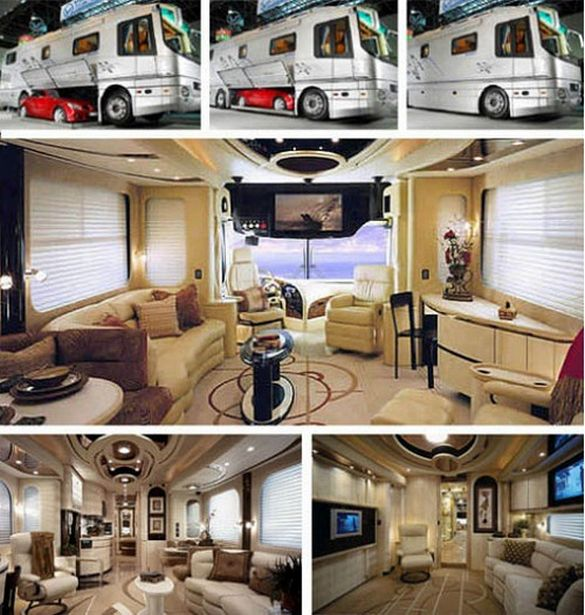 Amazing Mobile Home Designs And Concepts