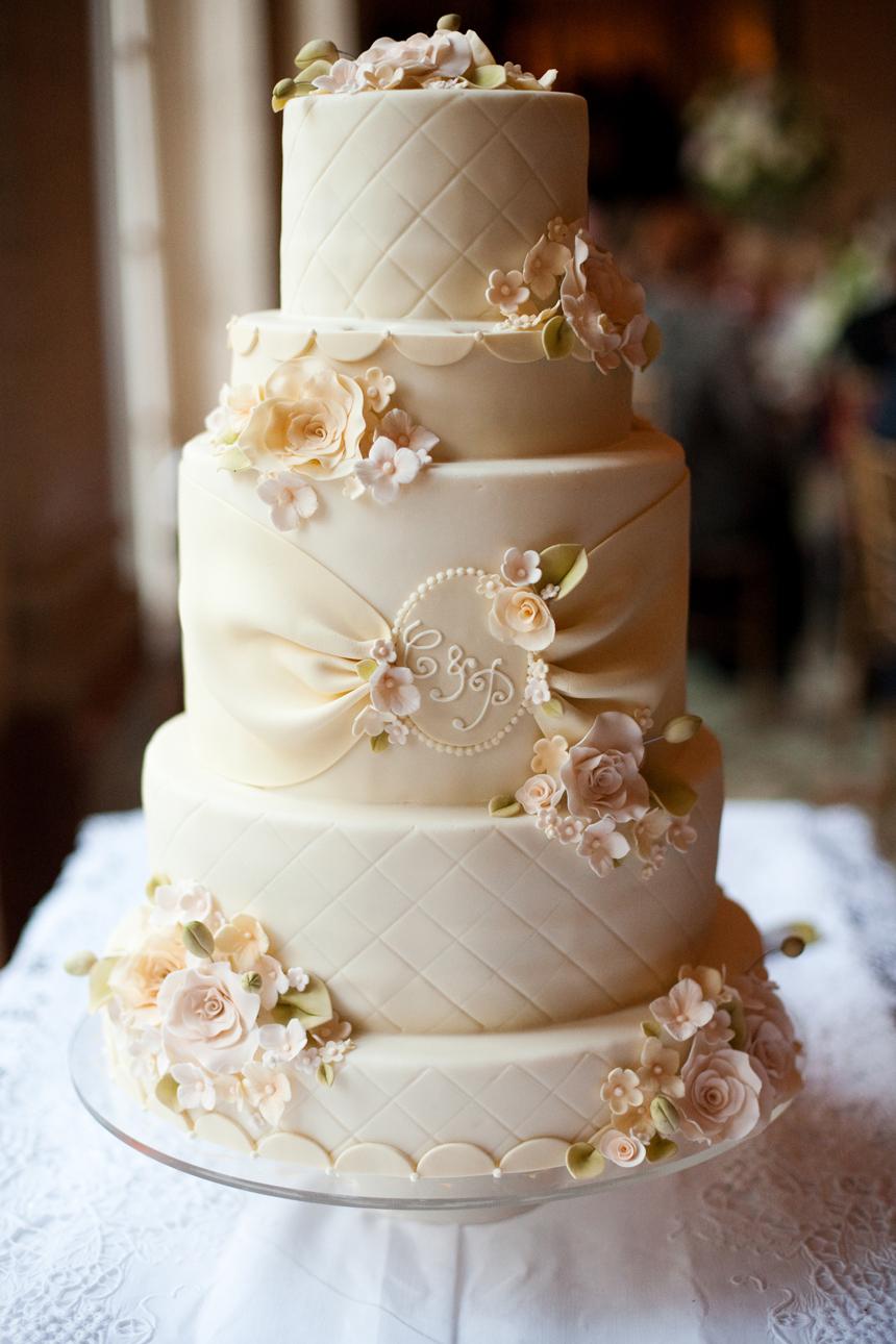 Champagne Pink Wedding Dresses