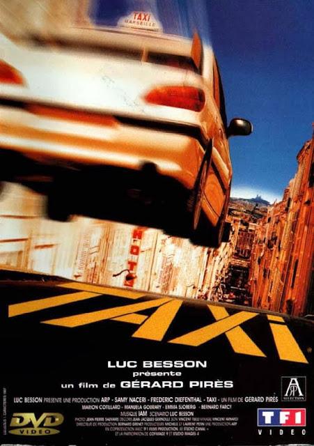 Quái Xế Taxi: Phần 1 (thuyết minh)