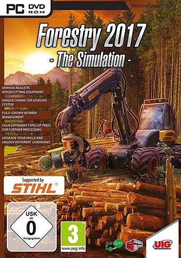 Forestry 2017 Simulation Game Free Download Full Version