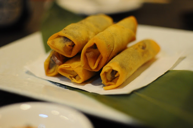 Barashi Tei Food Review Red Bean Spring Roll Lunarrive Singapore Lifestyle Blog
