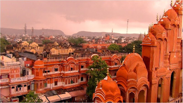 The Romance of Pink City, Jaipur, Rajasthan