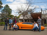 The Supercar Treatment! Group Video