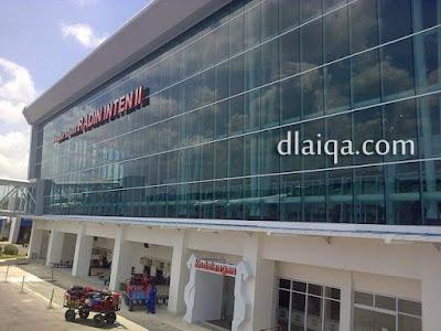 Bandara Radin Inten II (Branti), Lampung