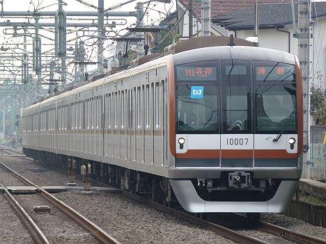 東京メトロ有楽町線・副都心線 西武線直通 各停 清瀬行き2 7000系
