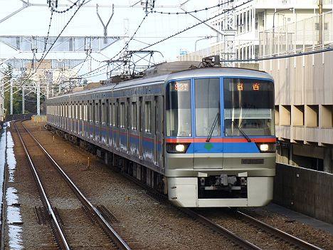 都営地下鉄三田線 日吉行き1 6300形