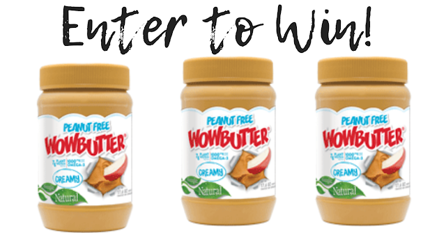 Enter to win FREE Wowbutter