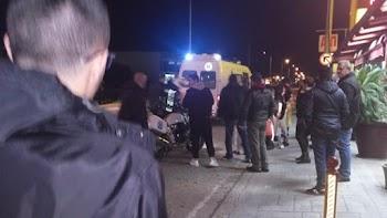 Σοβαρό τροχαίο στην Ε.Ο. Αθηνών-Πατρών  Μηχανή παρέσυρε έγκυο 8a91db25c11