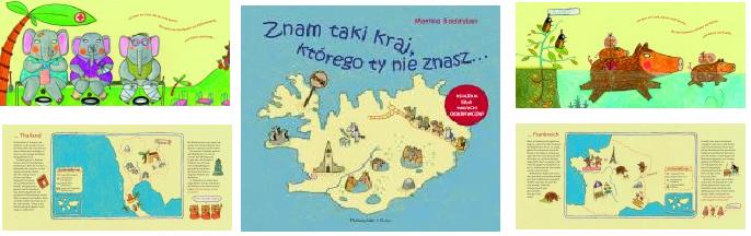 mapy geografia dla dzieci