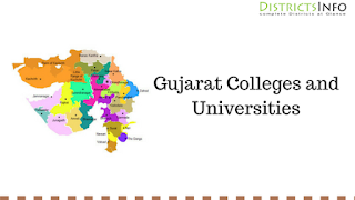 Top Gujarat Colleges and Universities