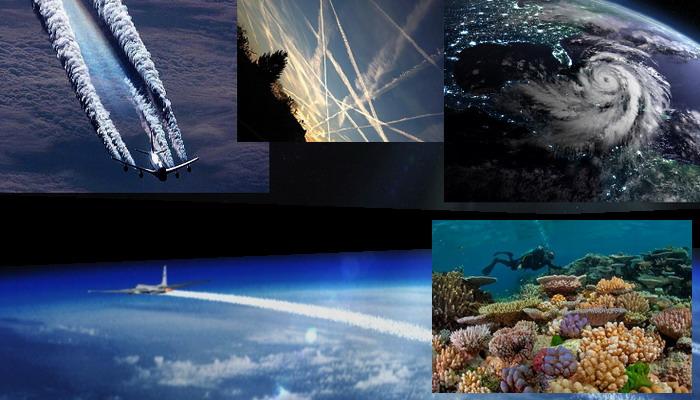 """Científicos piden liberar aerosoles en la atmósfera del Caribe para supuestamente """"salvar a los corales"""""""