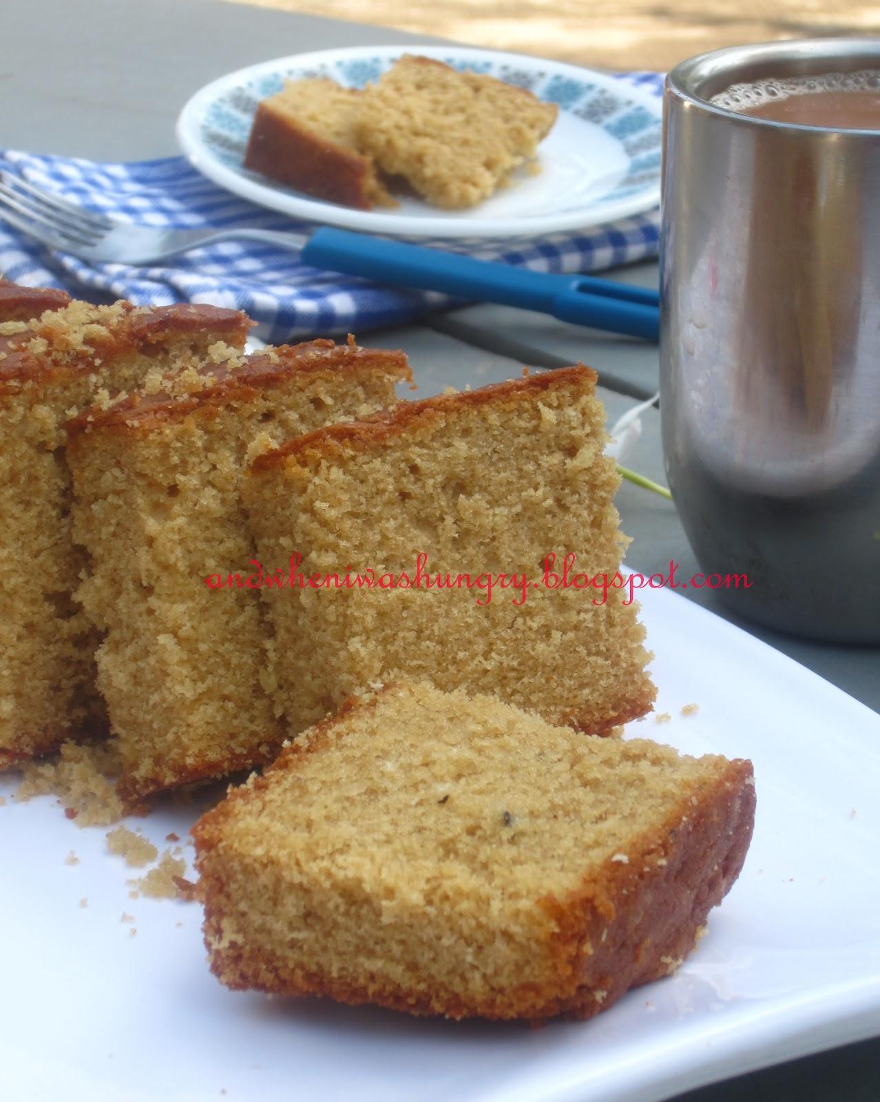 Chocolate Orange Pound Cake Nigella