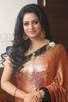 Udaya Bhanu lookssizzling in a Saree Choli at Gautam Nanda music launchi ~ Exclusive Celebrities Galleries 056.JPG