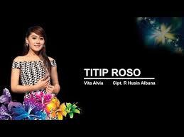 Lirik Lagu Titip Roso - Vita Alvia chord kunci gitar, download album dan video mp3 terbaru 2017 gratis