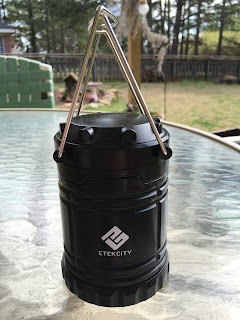 Etekcity etekcity.com lantern outdoor LED survival camping prepper portable collapse hiking backpaking