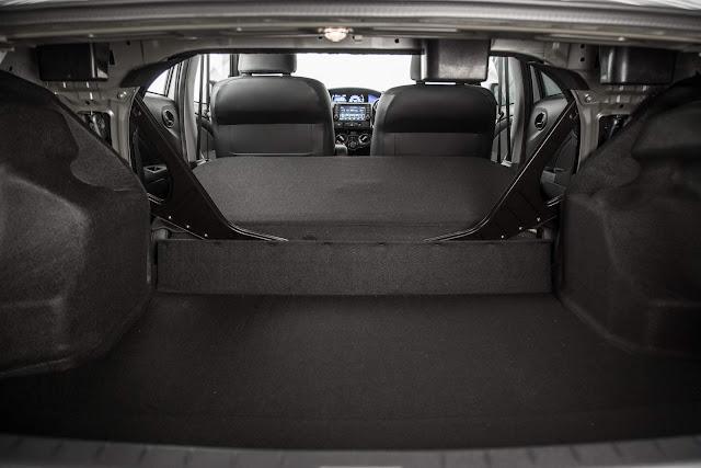 Toyota Etios 2017 Automático - interior