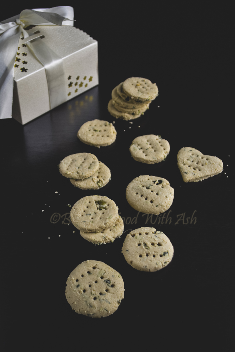 Oats Savory Cookies Recipe | How To Make Oats Masala / Khara Biscuits
