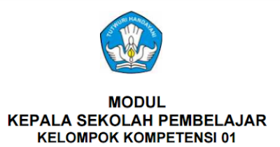 Modul Kepala Sekolah Format PDF Jenjang SD SMP SMA