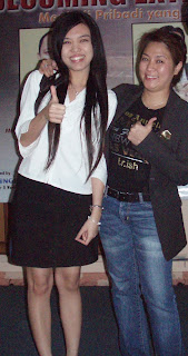 "Imel Young with Maribeth ""Denpasar Moon"""